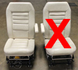 Piper Aircraft Seats