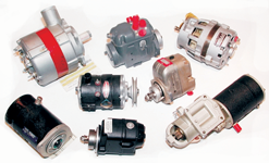 Need an alternator, generator, starter, magneto or other aircraft accessory for your Continental or Lycoming airplane engine? Check with Preferred!