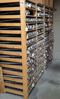 McCauley, Hartzell and Hamilton Standard aircraft propeller blades galore. We have hundreds!