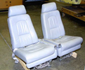 Cessna Citation seats 1