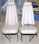 Cessna Caravan Seats, single seat for Cessna Caravan.