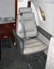 Cessna Citation 650 back passenger seat 2