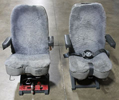 Citation 650 pilot & Copilot seats