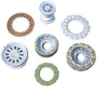Aircraft brake disc