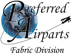 Preferred Airparts - Fabric Division logo
