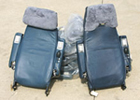 Piper Cheyenne Seat Backs