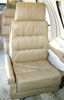 Citation Interior seat b2