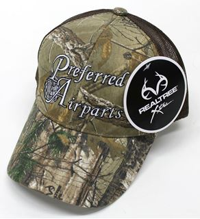 Picture of Structured ReelTree Camouflage Cap