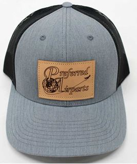 Picture of Preferred Richardson Hat - Heather Grey/Dark Charcoal