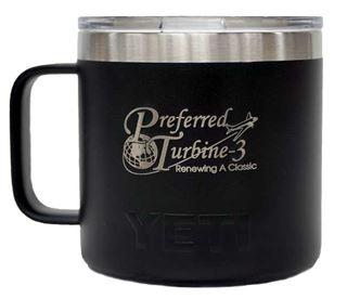 Picture of Preferred Turbine -3 YETI Mug