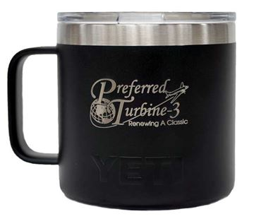 Picture of Preferred Turbine -3 YETI Mug