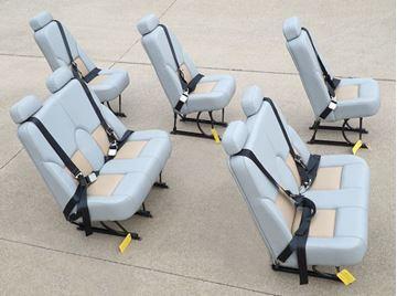 Picture of Cessna Caravan Seats