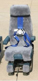 Picture of Piper Cheyenne Pilot Seat