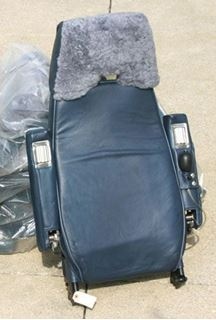 Picture of Piper Cheyenne Seat Back Assy