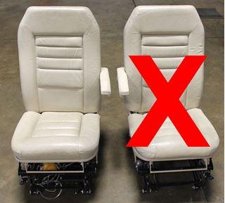 Picture of Piper Malibu Seats