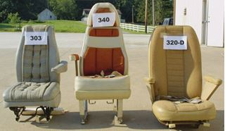 Picture of Twin Cessna Seats