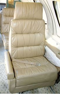 Picture of Citation 500 Seats