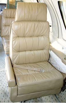 Picture of Citation 500 Seats