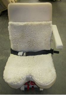 Picture of Citation 501 Seats
