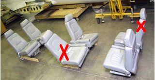 Picture of Citation 551 Seats
