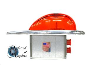 Picture of New Surplus Whelen Flashing Anti-Collision Light Assembly p/n 01-0790044-09