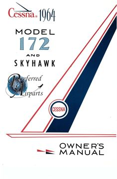 Picture of New 1964 Cessna 172 Skyhawk Owners Manual PN D209-13