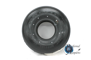 Picture of New Surplus Goodyear Flight Special II 5.00-5 10ply TT Aircraft Tire pn 505C01-2