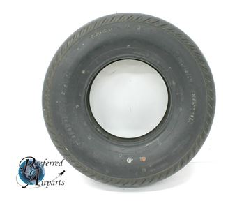 Picture of New Old Stock Goodyear Flight Custom 6.50-10 6ply Tire p/n 233834-248