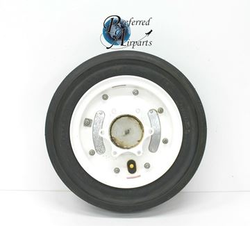 Picture of Overhauled BF Goodrich Nose Wheel Assembly with Tire p/n 3-999