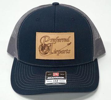 Picture of Preferred Richardson Hat - Navy Blue/Dark Grey