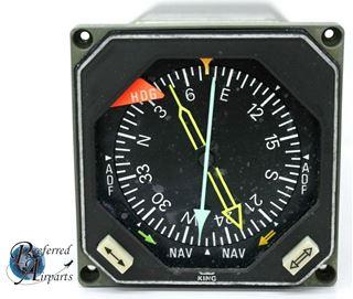 Picture of Serviceable Bendix King KNI-582 Dual Pointer RMI PN 066-3060-00