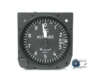 Picture of New Aerosonic Corp Beechcraft, Altimeter p/n 58-380069-3