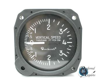 Picture of New Surplus United Instruments Rate of Climb Indicator pn 58-380018-1