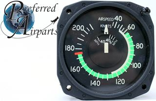 Picture of Serviceable Sigma Tek Airspeed Indicator PN C661064-0237, EA5172-45-CES.