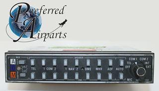Picture of Serviceable Audio Panel Bendix King KMA-24 12-28 Volt PN 066-1055-03