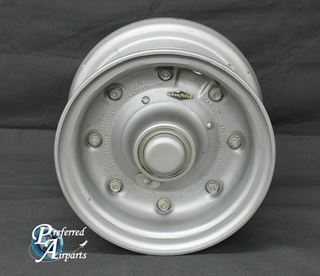 Picture of New Goodyear Aircraft Wheel Assembly 24 X 7.7 type VII p/n 9543518