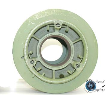 Picture of New Surplus B-17 Flying Fortress Tail Wheel p/n 25272