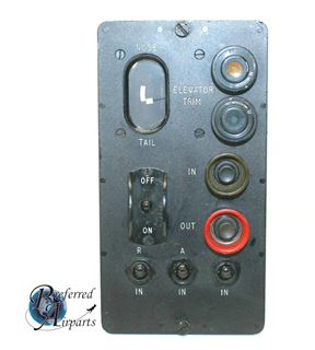 Picture of Used Smith Electronic Pilot Switch Box Model S.E.P.1 Type D.