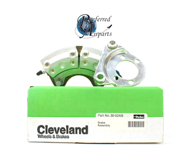 Picture of New Cleveland Wheel & Brakes Brake Assembly p/n 30-52AB.