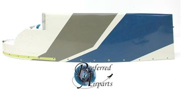Picture of Used Beechcraft Bonanza 36 Right Hand Wing Tip Assembly p/n 000-170001-2