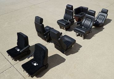 Picture for category Twin Cessna Seats