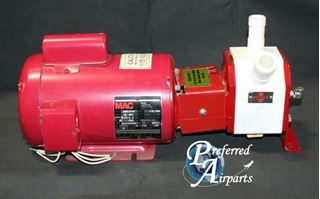 Picture of New Flex-I-Liner Thermoplastic Sealless, Self Priming Pump with MAC Motor