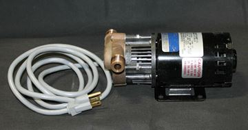 "Picture of New Little Giant Company Circulatory Pump Hot Water / Solar 1/2"" fittings"