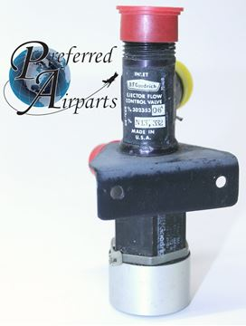 Picture of Overhauled BF Goodrich Deice Ejector Flow Control Valve PN 3D2353-06