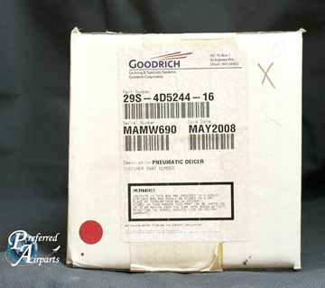 Picture of New Goodrich H Stab RH De-Ice Boot p/n 29S-4D5244-16