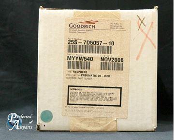 Picture of New Goodrich Vertical Fin De-Ice Boot p/n 25S-7D5057-10