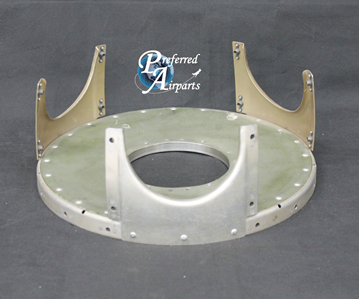 Picture of New Surplus McCauley Aircraft Spinner Bulkhead pn 1250421-1. BULKHEAD ONLY.