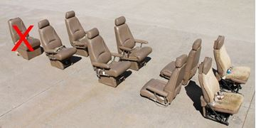 Picture of Piper Cheyenne Seats