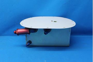 Picture of Used 2006 Cirrus SR20 Collector Tank Left Side P/N: 10018-003 (24721)