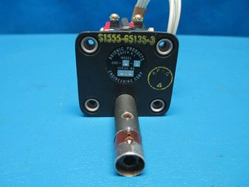 Picture of Used Avionic Products E601-1-2 Fire Control Handle Assembly PN: S1555-65135-3 (9422)